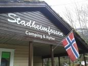 Stadheimfossen Camping and Cabins