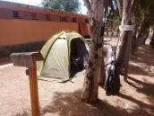 Camping Instituto de Seguridad Social y Seguro
