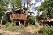 Blackberry Wood, Campsite, Treehouses and Glamping