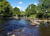 Caeran Caravan Park, North Wales