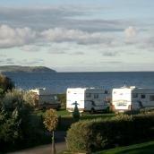 "Caravan Camp ""Baltic Sea"" Dranske / Rügen"