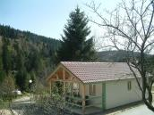 Camping de Belle Hutte : chalets et hébergements insolites