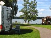 "Camping ""Ferienpark Hainz am See"""