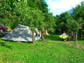 Camping A La Ferme St. Joseph