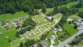 Nature & Lodge - Camping les Domes de Miage