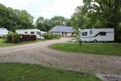 Corfe Castle Camping and Caravanning Club Site