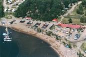 Beach Lake St. Joseph