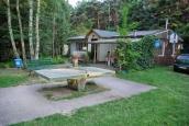 Ferienhaussiedlung am Chossewitzer See
