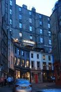 Edinburgh Caravan and Motorhome Club Site