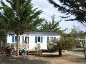 Camping 4 étoiles APV Antioche - Ile de Ré, Le Bois Plage en Ré