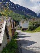 Hjørundfjord Camping