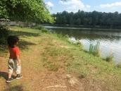 Twin Bridges Lake