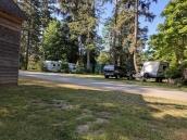 Sooke River Campsite