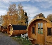 Campingpark im Bergischen Land