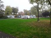 Grafham Water Caravan and Motorhome Club Site