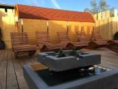Campingplatz an der Altmühl NATURAMA Beilngries mit Bayerns 1. Faßhotel