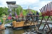 Neiße-Tours Bootstouren, 3D Bogenschießen, Fahrradtouren, Camping, Gasthaus Taverne