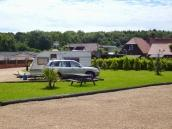 Canterbury Camping and Caravanning Club Campsite