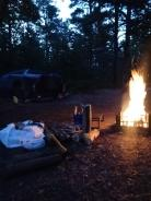 Goshen Pond Camping Area