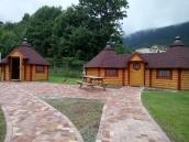 Camping les Huttes